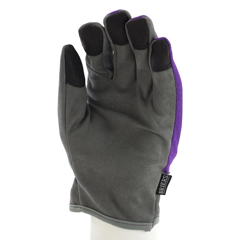 Briers ladies hand warming gardening gloves for Gardening gloves ladies