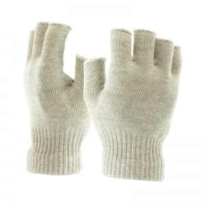 Raynaud's Disease Fingerless Silver Gloves (Two Pairs)