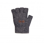 Semi-Compression Fingerless Warm Copper Gloves