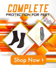 Complete Protection for Feet Raynaud's Disease Bundle