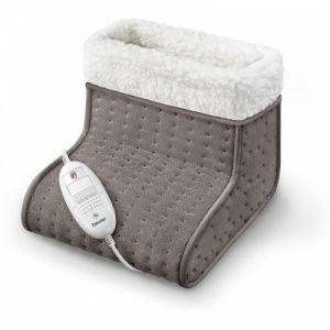 Beurer FW20 Cosy Taupe Electric Foot Warmer