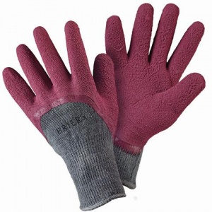 Briers Claret Warm All Seasons Gardening Gloves B6300