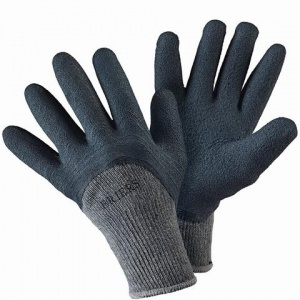 Briers Navy Warm All Seasons Gardening Gloves B6302