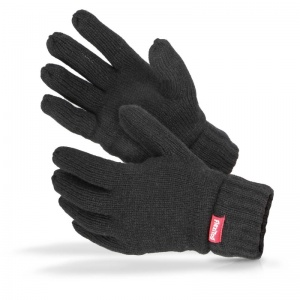 Flexitog Warm Thinsulate Thermal Black Gloves