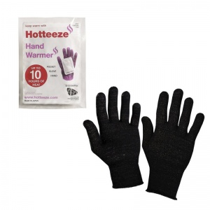 Hotteeze Hand Warmer Deluxe Winter Bundle