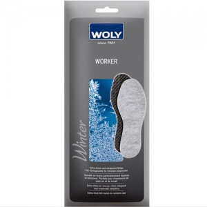 Woly Worker Insoles