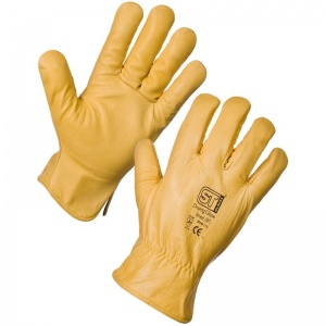 Raynaud's Leather Winter Driving Gloves