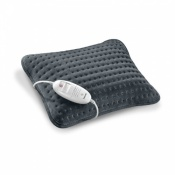Beurer Grey Electric Heated Cushion HK48