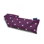 Blue Badge Company Spotty Grape Microwaveable Lavender Wheat Warmer