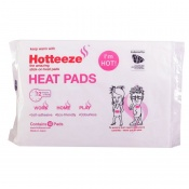 Hotteeze Self-Adhesive Heat Pad (Pack of 10)
