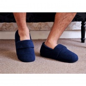 SnugToes Arola Men's Heated Slippers