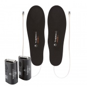 Therm-IC Heat Flat Heated Insoles Set with C-Pack 1700B Bluetooth Battery