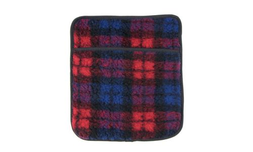 Hotties Tartan Fleece Microwaveable Micro Hottie